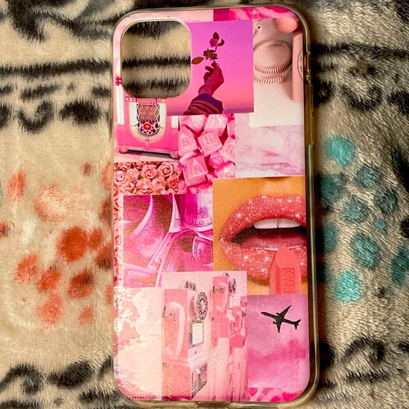 Pink iPhone 11 Case